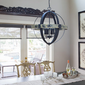 Mission Viejo Dining and Living Room