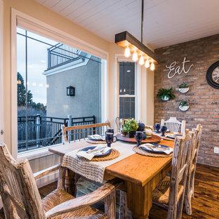 75 most popular farmhouse dining room design ideas for 2018