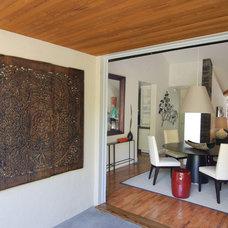 Modern Dining Room by MJ Lanphier