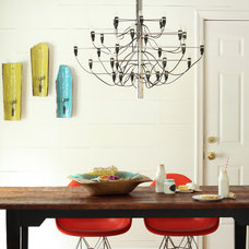 Midcentury Dining Room by Studio MOD(ish)