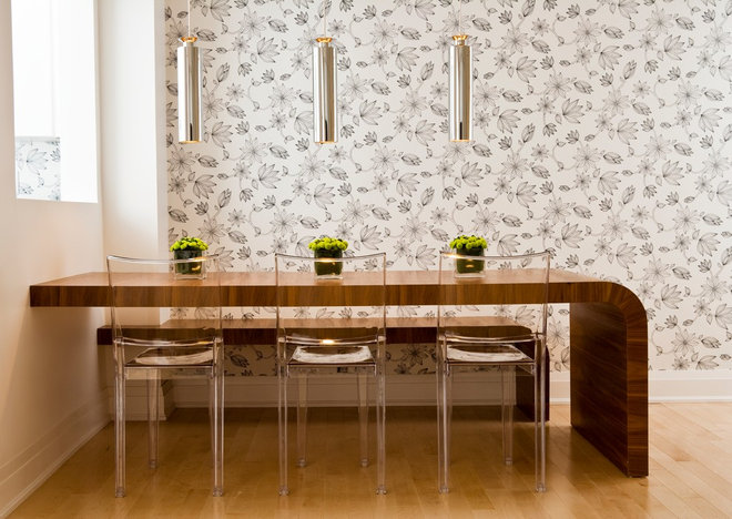 Modern Dining Room by Toronto Interior Design Group | Yanic Simard