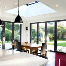 Modern Dining Room by Bespoke Glass Extensions