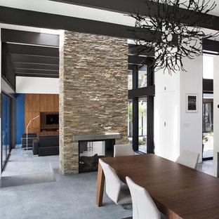 Modern Atrium House