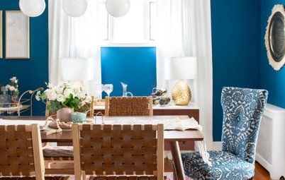 New This Week: 5 Dashing Dining Rooms
