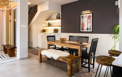 Houzz Tour: A Light-filled Home Packed With Space-enhancing Ideas