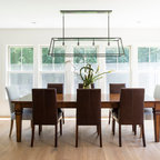 Lynette Avenue Transitional Dining Room London By