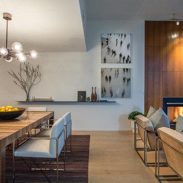Modern City Living | City Creek, Salt Lake City, Utah