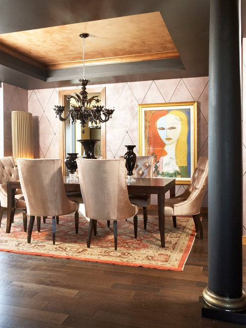 Dining room showcase design ideas remodel pictures houzz - Dining room showcase designs ...
