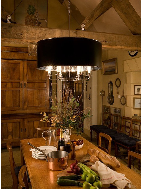 houzz lighting fixtures. Example Of An Eclectic Dining Room Design In Other Houzz Lighting Fixtures .
