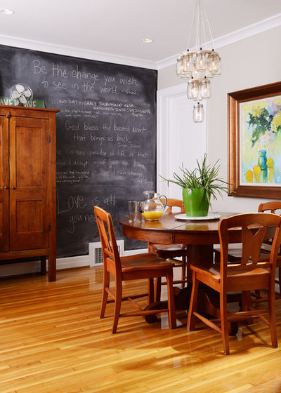 Traditional Dining Room by Nathan Taylor for Obelisk Home