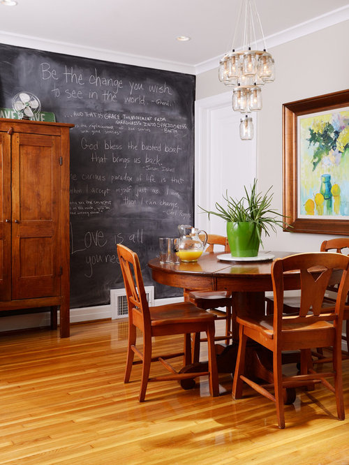 beautiful dining room chalkboard contemporary - ltrevents