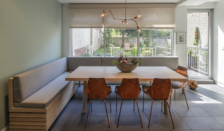 8 Recipes for Modern and Contemporary Dining Rooms