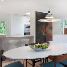Modern Dining Room by ah-design