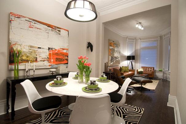 Modern Dining Room by Dvira - Interior Design Toronto
