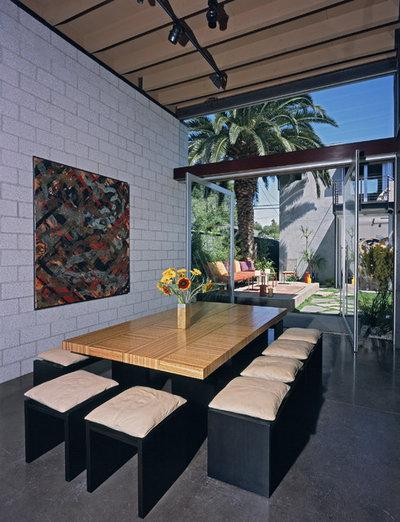 Industrial Comedor by Ehrlich Yanai Rhee Chaney Architects