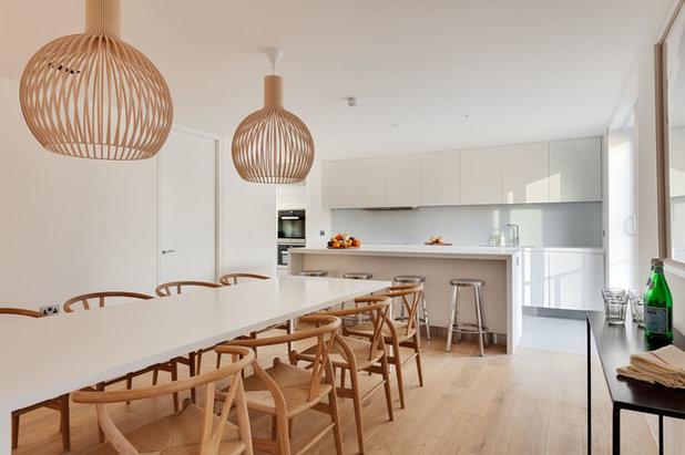 Moderne Spisestue Modern Dining Room