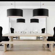 Modern Dining Room Modern Dining Room
