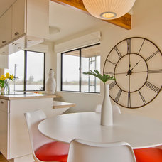 Modern Dining Room by Kimberlee Jaynes