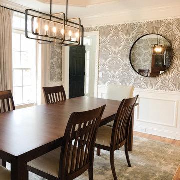 Modern Dining room Lighting