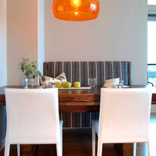 Modern Dining Room by Niche Interiors