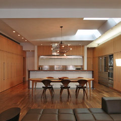 modern dining room by Resolution: 4 Architecture