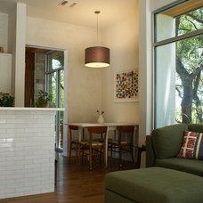 Modern Dining Room by SLIC Interiors