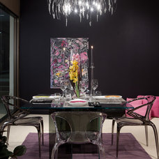 Contemporary Dining Room by d'avignon interiors