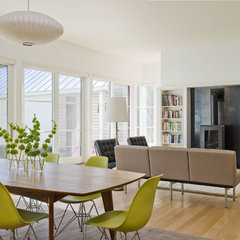 contemporary dining room by TruexCullins Architecture + Interior Design