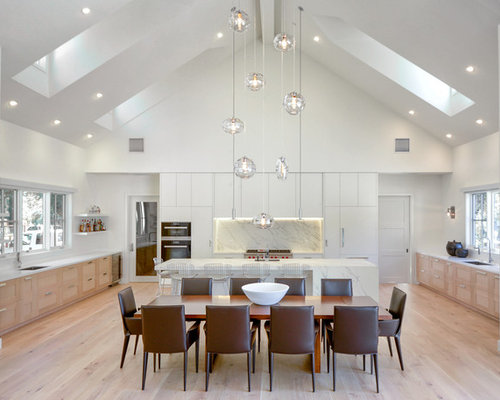 100k contemporary dining room design ideas remodel pictures houzz