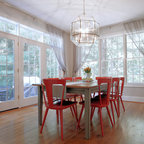 Summer House Traditional Living Room Dc Metro By
