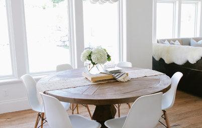 Bitte Abstand halten: Die richtigen Maße für Stuhl und Tisch