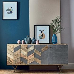 Modern Jive | Concrete and Wood Sideboard
