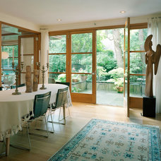 Traditional Dining Room by Flavin Architects