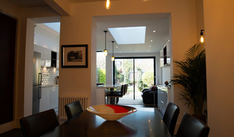 Modern light filled extension to a Victorian Terrace house