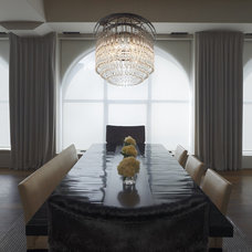 Modern Dining Room by PURVI PADIA DESIGN