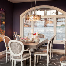 Contemporary Dining Room by Mod & Stanley Design Inc.