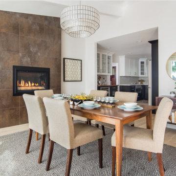 Modern/ Mid Century Home Remodel Montclair Hills, CA
