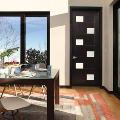 34 Projects For TruStile Doors. Modern Mountain Remodel