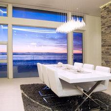 Modern Dining Room by Modern Studio Furnishings