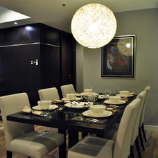 Modern Dining Room by Arkitec2ra Design Group