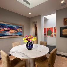 Modern Dining Room by Maienza - Wilson Interior Design + Architecture