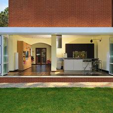 Contemporary Screen Doors by Panda Windows & Doors