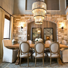 Dining Room by Robin Gonzales Interiors