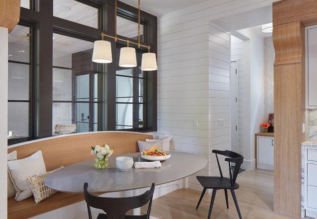 Farmhouse Dining Room By Charlie Co Design Ltd