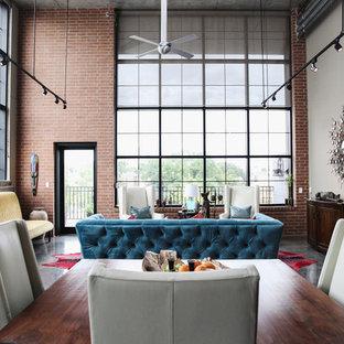 Modern Urban Loft (Designed by Estrada interior design)
