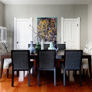 75 Beautiful Transitional Dining Room Pictures & Ideas | Houzz