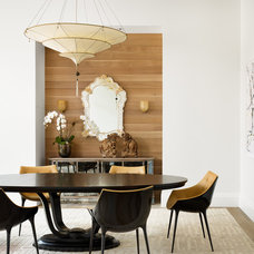 Contemporary Dining Room by FAB Architecture