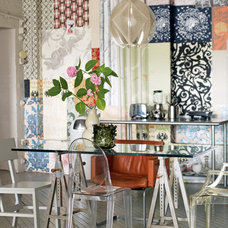 Eclectic Dining Room by Emily Chalmers | Caravan Style
