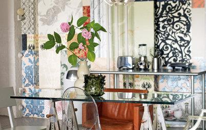 12 ideas para renovar tu casa con papel pintado