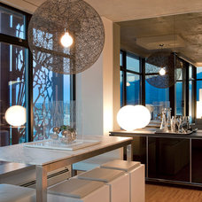 Modern Dining Room by Sublime Interior Design